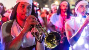 Aulas de percussão do bloco Ibrejinha serão na Praça Paris, na Glória